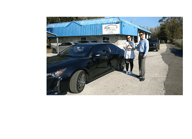 Auto body shop orlando fl winter park fl ace paint body works our vision to become the leader in repairing vehicles according to factory specifications for every major vehicle brand solutioingenieria Gallery