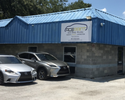 Paint and Body Shop Orlando
