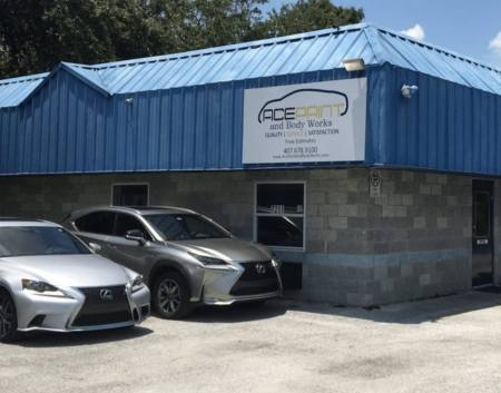 Auto Body Shops Near Me >> Auto Body Shop Orlando Fl Winter Park Fl Ace Paint